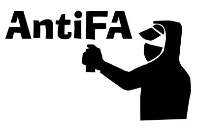 Antifa Sprayer